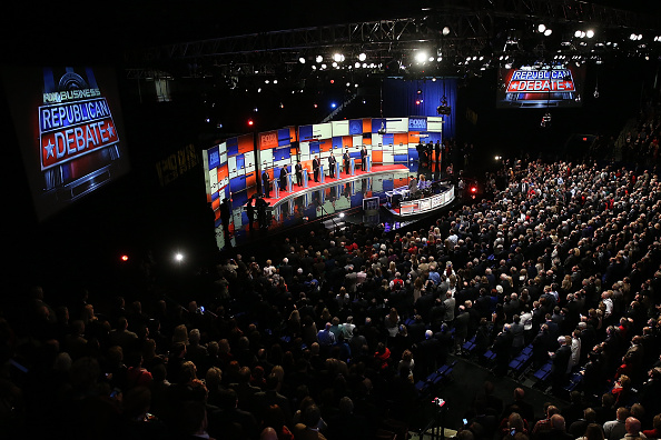 Charleston - South Carolina「GOP Presidential Candidates Debate In Charleston」:写真・画像(10)[壁紙.com]