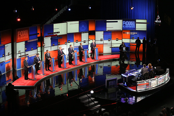 Charleston - South Carolina「GOP Presidential Candidates Debate In Charleston」:写真・画像(12)[壁紙.com]