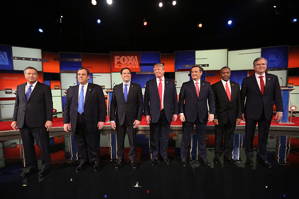 Charleston - South Carolina「GOP Presidential Candidates Debate In Charleston」:写真・画像(8)[壁紙.com]