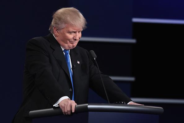 ヘムステッド「Hillary Clinton And Donald Trump Face Off In First Presidential Debate At Hofstra University」:写真・画像(16)[壁紙.com]