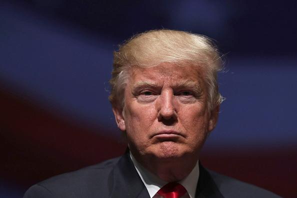 ドナルド・トランプ「Donald Trump Holds Campaign Rally In Virginia Beach」:写真・画像(3)[壁紙.com]
