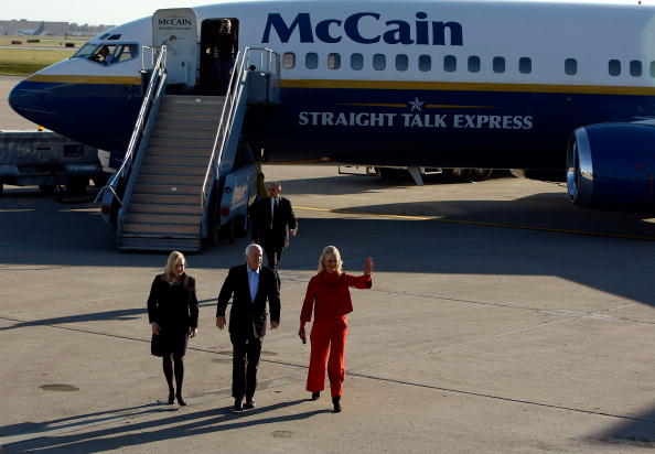 Family「McCain Campaigns On Final Week Before Presidential Election」:写真・画像(13)[壁紙.com]