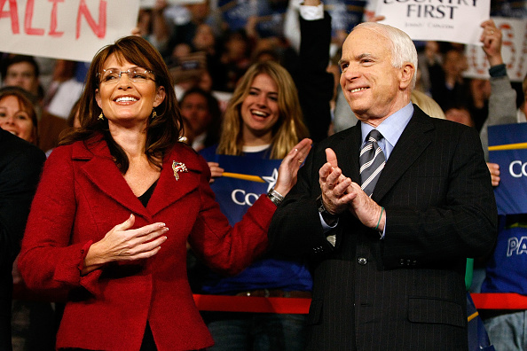 Pennsylvania「McCain Campaigns On Final Week Before Presidential Election」:写真・画像(18)[壁紙.com]