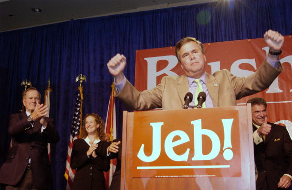 Florida - US State「Governor Jeb Bush Wins Florida Re-Election」:写真・画像(8)[壁紙.com]