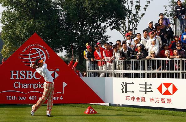 Ryo Ishikawa「WGC - HSBC Champions 2009」:写真・画像(1)[壁紙.com]