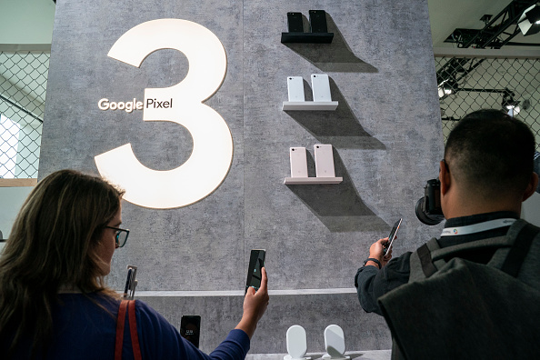 Event「Google Launches Its New Pixel 3 Smartphone」:写真・画像(8)[壁紙.com]
