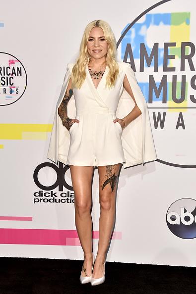 2017 American Music Awards「2017 American Music Awards - Press Room」:写真・画像(14)[壁紙.com]