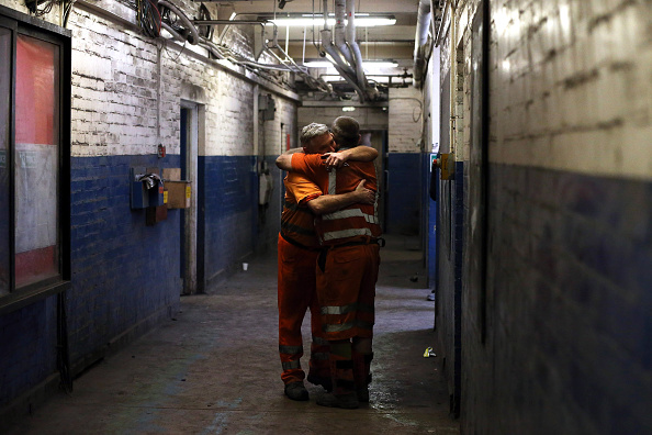 Finance and Economy「Final Shift At The Kellingley Colliery」:写真・画像(6)[壁紙.com]