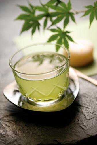 緑茶「Iced green tea」:スマホ壁紙(13)