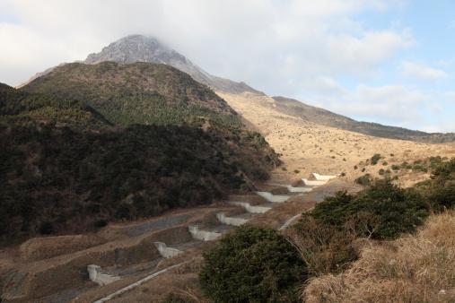 Volcanic Activity「Mount Unzen volcano, Japan.」:スマホ壁紙(11)