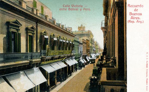 歴史「Calle Victoria, Buenos Aries, Argentina」:写真・画像(16)[壁紙.com]