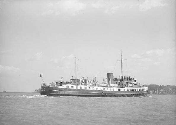 Passenger Craft「The Isle Of Wight Ferry Vecta」:写真・画像(19)[壁紙.com]