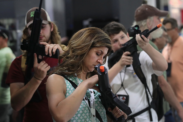 Eyesight「NRA Celebrates Firearms at Annual Meeting In Atlanta」:写真・画像(0)[壁紙.com]