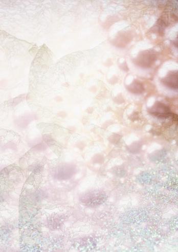 薄ピンク「Wedding」:スマホ壁紙(1)