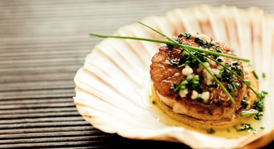 Scallop「Scallop: delicious pearl in a shell」:スマホ壁紙(16)