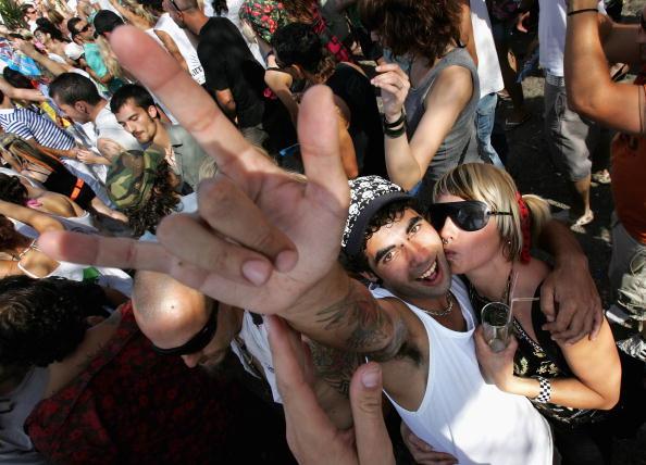 Cool Attitude「Ibiza Club Life -2007」:写真・画像(9)[壁紙.com]
