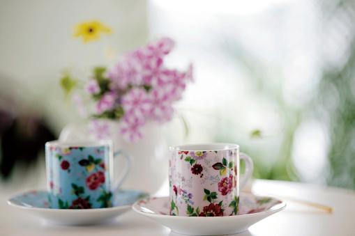 Coffee Break「Cups of coffee」:スマホ壁紙(15)