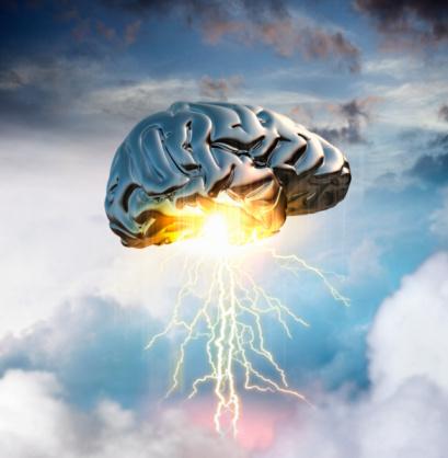 Brain「brainstorm」:スマホ壁紙(14)