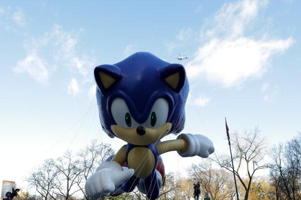 Hedgehog「Sonic The Hedgehog - Thanksgiving Day Parade」:写真・画像(16)[壁紙.com]