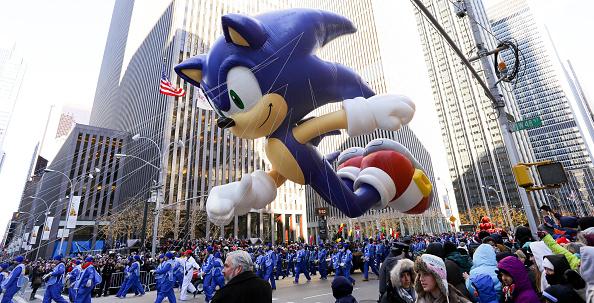 ハリネズミ「Sonic The Hedgehog - Thanksgiving Day Parade」:写真・画像(17)[壁紙.com]