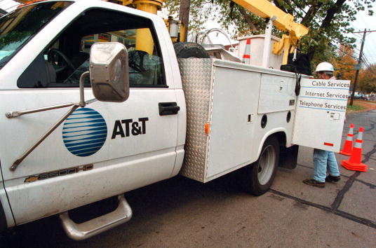 AT&T「AT&T Announces Break-up」:写真・画像(4)[壁紙.com]