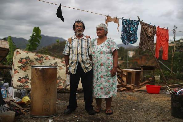 Damaged「Puerto Rico Faces Extensive Damage After Hurricane Maria」:写真・画像(19)[壁紙.com]