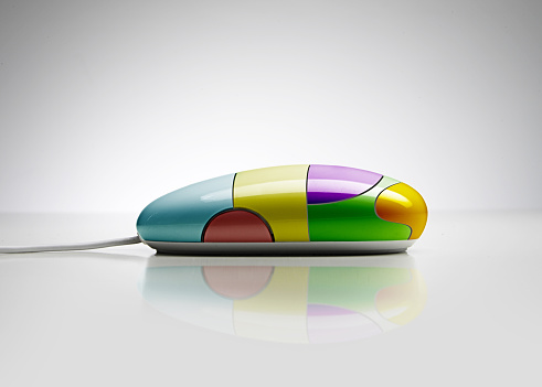 Search Engine「Colorful computer mouse」:スマホ壁紙(12)