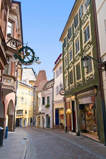 Alto Adige - Italy「Merano, Gate Bolzano」:スマホ壁紙(11)