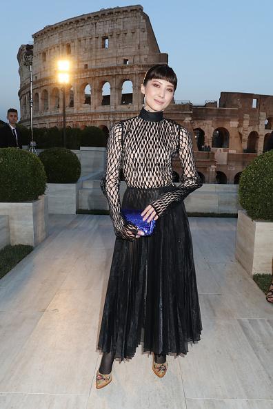 Multi Colored「Fendi Couture Fall Winter 2019/2020 - Cocktail」:写真・画像(14)[壁紙.com]