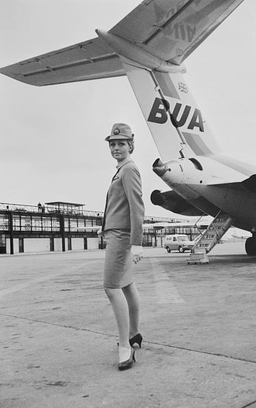 スチュワーデス「British United Airways」:写真・画像(16)[壁紙.com]