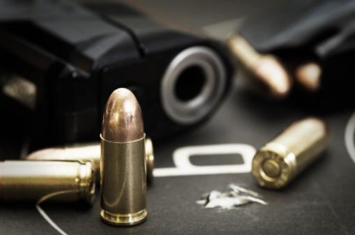 Sports Target「Berreta 9mm PX4 Storm semi-automatic pistol」:スマホ壁紙(5)