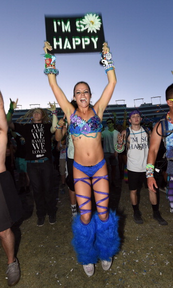 EDC「18th Annual Electric Daisy Carnival - Day 3」:写真・画像(16)[壁紙.com]