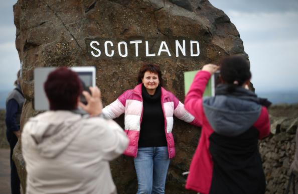 Tourism「Scottish Referendum Campaigning Enters The Final Stages」:写真・画像(6)[壁紙.com]