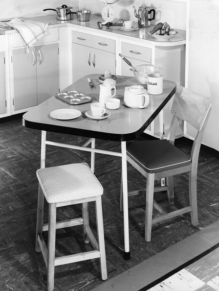 Kitchen「Fifties Formica」:写真・画像(3)[壁紙.com]