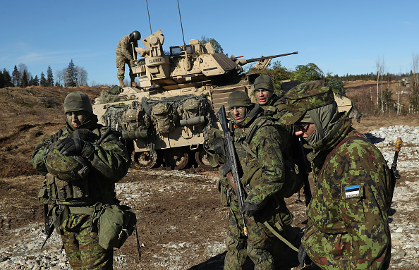 Russian Military「US Troops Participate In Estonia Exercises」:写真・画像(17)[壁紙.com]
