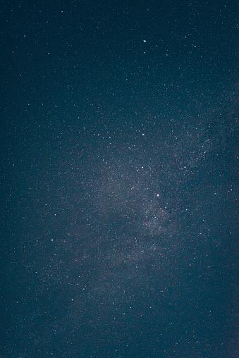 星空「Sky at night with stars」:スマホ壁紙(6)