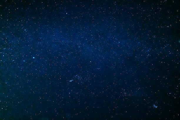 Sky at night:スマホ壁紙(壁紙.com)
