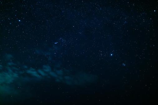 cloud「Sky at night」:スマホ壁紙(12)
