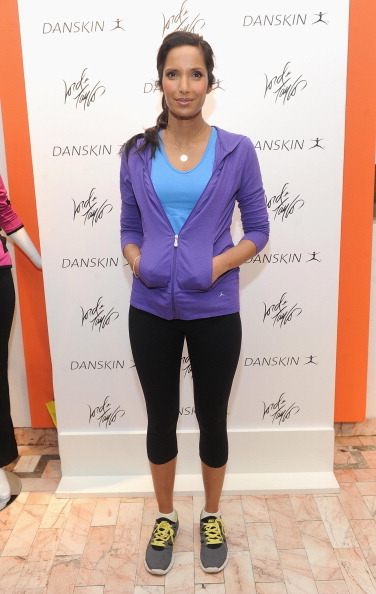 Casual Clothing「Danskin Spokesperson Padma Lakshmi At Lord & Taylor」:写真・画像(3)[壁紙.com]