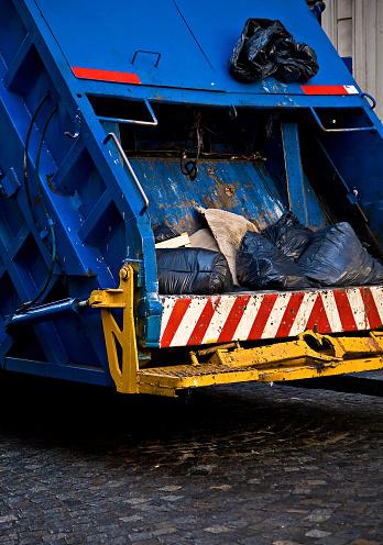 Buenos Aires「garbage truck」:スマホ壁紙(3)