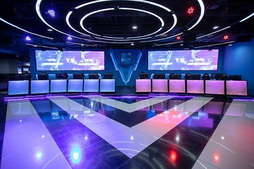 Video Game「Esports arena」:スマホ壁紙(18)