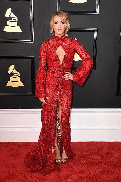 Grammy Award「The 59th GRAMMY Awards - Arrivals」:写真・画像(12)[壁紙.com]