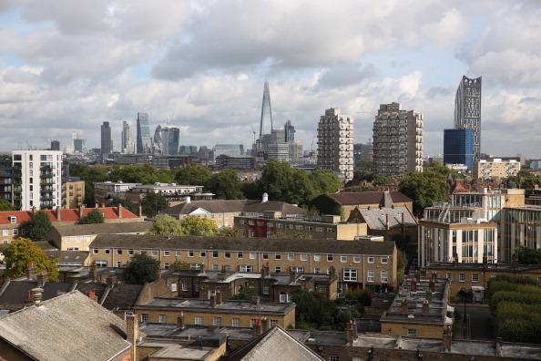 Horizon「Skyscrapers Dominate the London Skyline」:写真・画像(10)[壁紙.com]