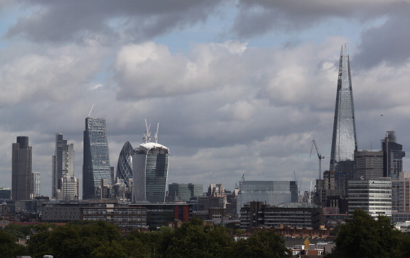 Horizon「Skyscrapers Dominate the London Skyline」:写真・画像(13)[壁紙.com]