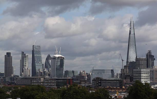 Skyscrapers Dominate the London Skyline:ニュース(壁紙.com)