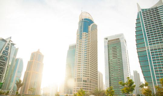 LypseUAE2015「Skyscrapers view form Dubai」:スマホ壁紙(10)