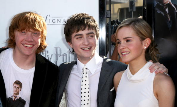 "Film Industry「U.S. Premiere Of Warner Bros. ""Harry Potter And The Order Of The Phoenix"" - Arrivals」:写真・画像(1)[壁紙.com]"