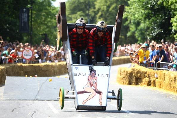 Soapbox Cart「Soapbox Race returns to London After Nine Years」:写真・画像(2)[壁紙.com]