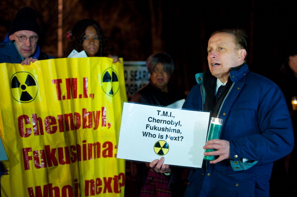 Three Mile Island「Anniversary Of Nuclear Disaster At Three Mile Island Marked Near The Site」:写真・画像(13)[壁紙.com]