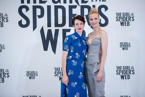 Xavi Torrent「'The Girl In The Spider's Web' - Barcelona Photo Call」:写真・画像(17)[壁紙.com]